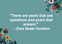 Author Zora Neale Hurston: https://www.zoranealehurston.com/